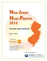 2016 NJ Non-Profit Trends and Outlook Report