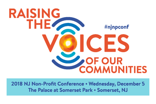 2018 NJ Non-Profit Conference Logo