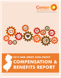 2019 New Jersey Non-Propfit Compensation and Beneits Report Cover